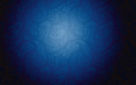 3458 modern blue wallpaper artistic blue pattern background with modern batik motive