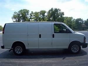 Buy Used 2009 Chevy Express 1500 Cargo Van One Owner Fleet