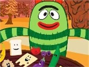 Play to Yo Gabba Gabba Party In My Tummy Online and Free
