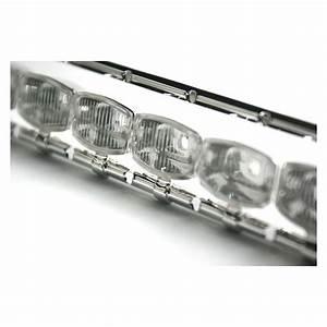 Plastic Chrome Light Bar For Tamiya 1  14 Mercedes