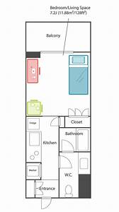 Japanese Apartment Size Guide - With Diagrams