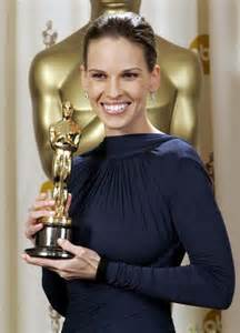 Hilary Swank Oscar Million Dollar Baby