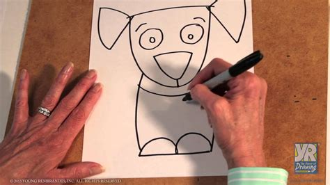 teaching how to draw how to draw a puppy 321 | maxresdefault