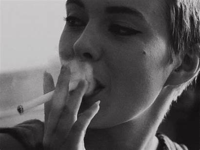 Jean Seberg Breathless Giphy Gifs Everything Hollywoo