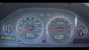 Volvo S60 Position Light