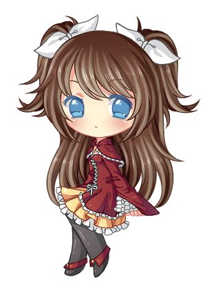 anime chibi sitting cm sakuragx4nina sitting chibi animated by nilmea on