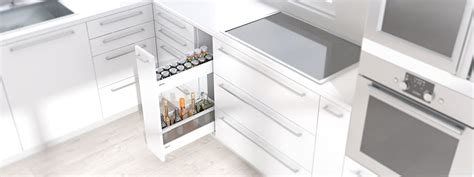 narrow kitchen cabinet solutions narrow cabinet for bottles herbs and spices blum 3431