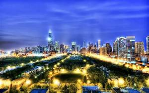Beautiful, City, Chicago, Awesome, Hd, Wallpapers