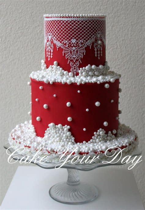 top  cakes  elegant pearls page