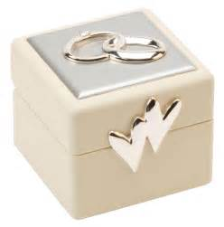 beautiful wedding ring box holder cushion two hearts weddings ebay - Wedding Ring Box
