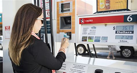 Caltex Speeds Up Refuelling
