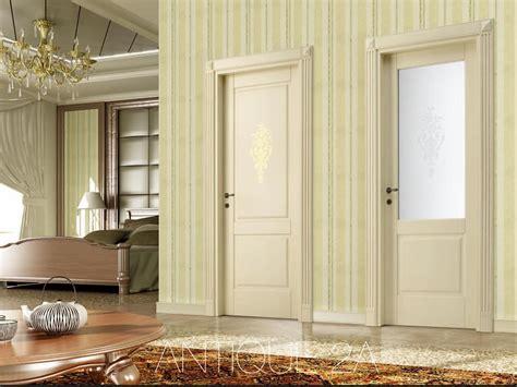 Interni Arredate Porte Classiche In Legno Per Arredate In Stile