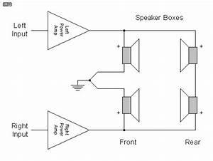 simple surround sound decoder With passive surround