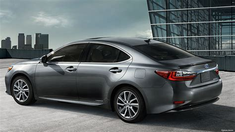 lexus hybrid lexus es 300h hybrid imported into india for certification