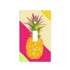 pineapple light switch cover pineapple awesomeness on pinterest pineapple pineapple