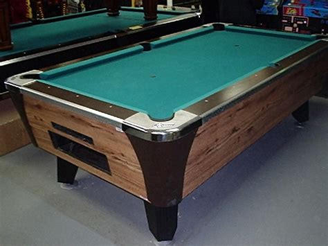 vending pool tables for sale pool table 6 39 or 7 39 commercial coin operated great