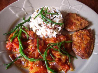 salicorne cuisine salicorne fiche salicorne et recettes de salicorne sur
