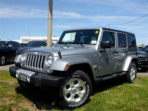dodge jeep silver 2015 jeep wrangler unlimited