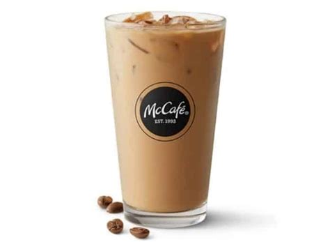 Personalized health review for sonic iced coffee french vanilla medium: McDonald's Iced Coffee Calories and Nutrition - Fast Food Calories