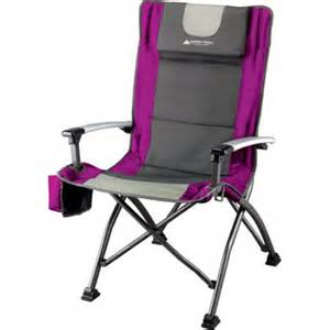 ozark trail ultra high back folding c chair