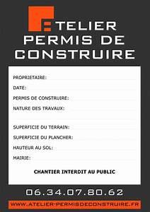 Panneau De Permis De Construire : exemple de permis de construire ~ Dailycaller-alerts.com Idées de Décoration
