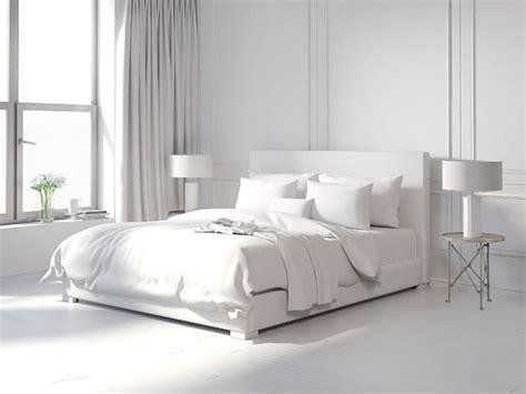 54 Amazing Allwhite Bedroom Ideas  The Sleep Judge