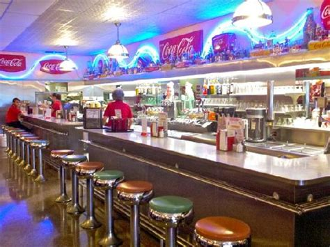 Who Was The To Serve In The Cabinet by Dawson Classic Diner Grayling Restaurant