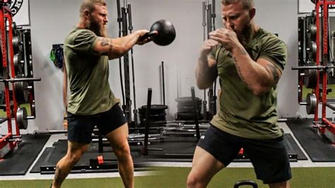 kettlebell workout mma power knockout phil circuit