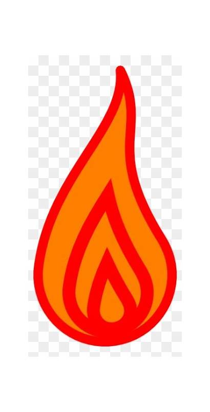 Clipart Flame Candle Flames Triangle Polygon Fire
