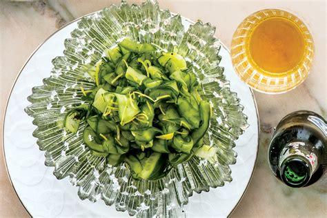 fresh dill cucumbers  lemon recipe epicuriouscom