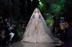 haut habillã pour mariage the best wedding dresses from haute couture week my stylists
