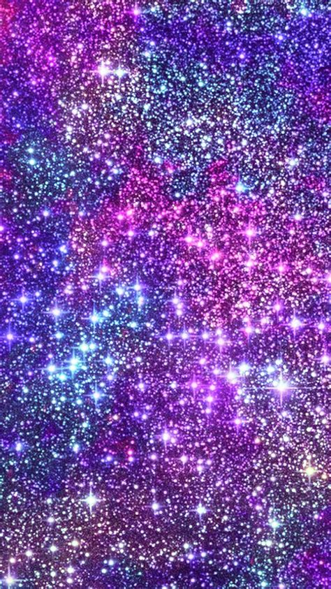 interesting art glitter sparkle colorful pink purple