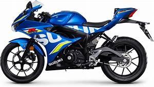 Moto Suzuki 125 : suzuki gsx r125 une 125cc sportive pour 2017 ~ Maxctalentgroup.com Avis de Voitures