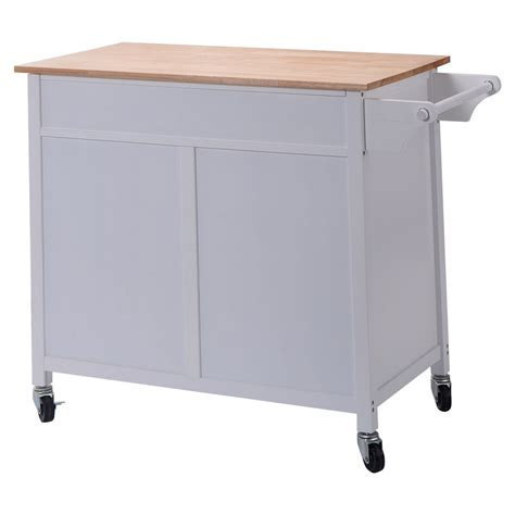 kitchen island rolling cart us portable kitchen rolling cart wood island serving 5144