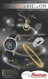 Catalogue Auchan La Vie En Or No U00ebl Au 24 D U00e9cembre 2014