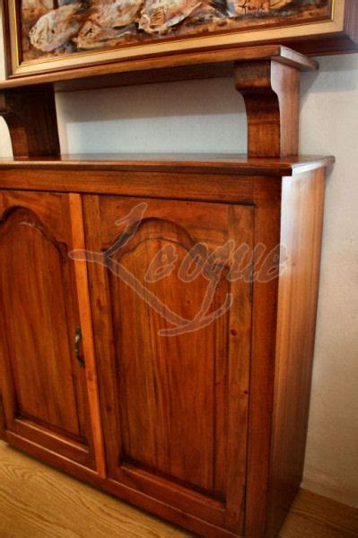 mahogany wood furniture console cabinet  table top