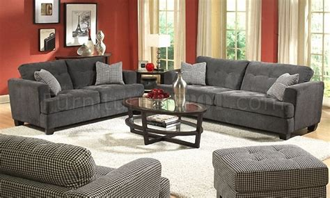 furniture for bedrooms slate grey chenille stylish sofa amp loveseat set w tufted seats 11621 | 13b386db1cf887e5ae868b79a6db3d7a.image.800x482