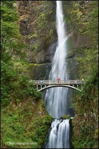 Multnomah Falls Columbia River Gorge Oregon