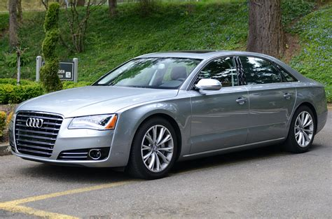 Review Audi A8 by 2013 Audi A8 Review Digital Trends