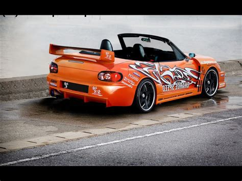 mx 5 nb tuning rear bumper tuning mazda mx 5 mk2 nb