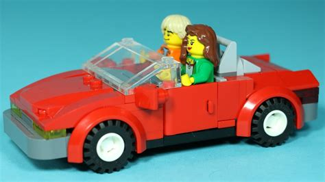 How To Build Car by How To Build Lego Sports Car Magic Picnic Lego Animation