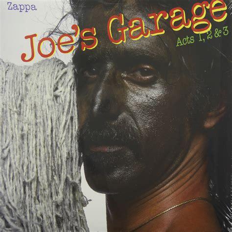 frank zappa joe s garage frank zappa joe s garage 3 lp купить виниловую