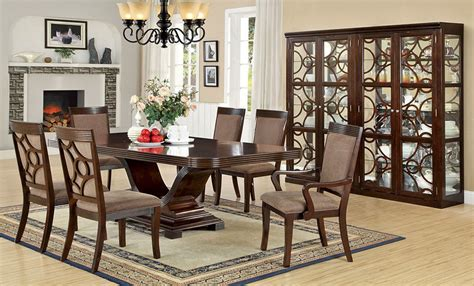 how to set a formal dining room table nova contemporary formal dining table set