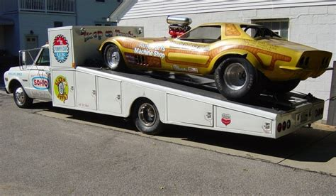 corvette funny car cameo chassis