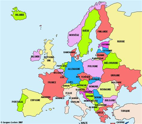 Carte Pays Europe De L Est by Bulle Immobili 232 Re Consulter Le Sujet L Allemagne Le