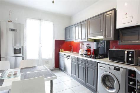 cuisine rustique grise home staging et relooking d 39 une cuisine en chêne rustique