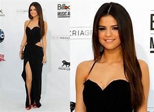 Selena-Gomez-sexy-black-dress | Celebrities Fashion ...