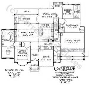 manor house plans brookspring manor house plan active house plans