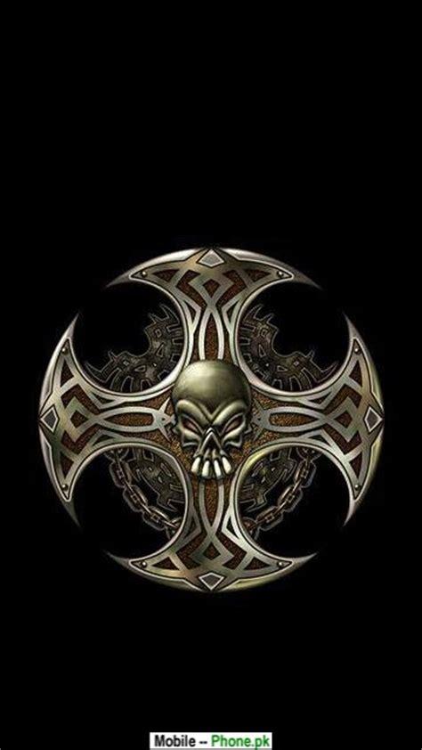 skull logo designs wallpapers mobile pics