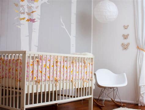 contemporary baby nursery ideas modern pink and orange girls nursery